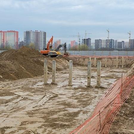 ЖК Северный ход строительства 2018
