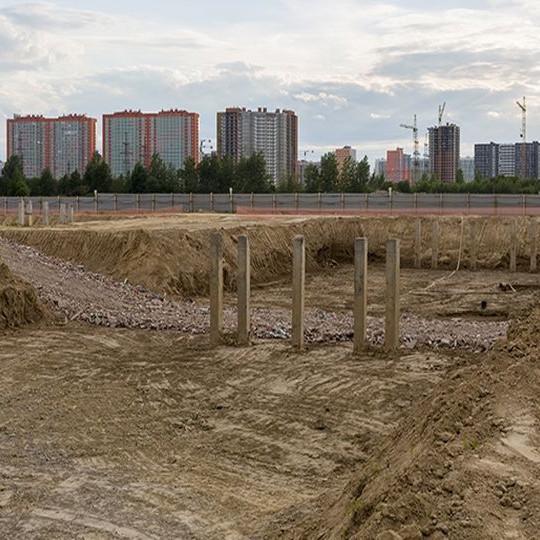 ЖК Северный ход строительства июнь 2018