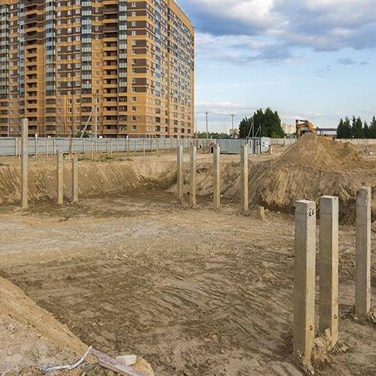 ЖК Северный ход строительства2018