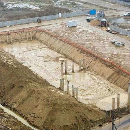 ЖК Северный ход строительства
