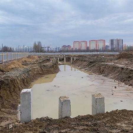 ЖК Северный ход строительства апрель 2018